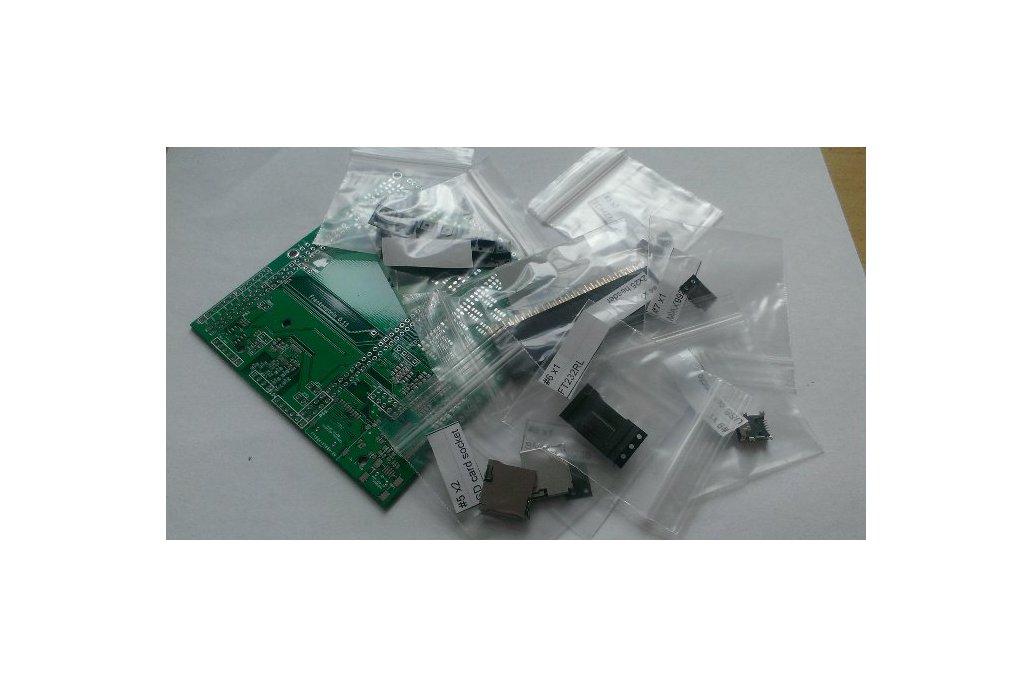 Frankenstein 0.11 DIY parts kit 1