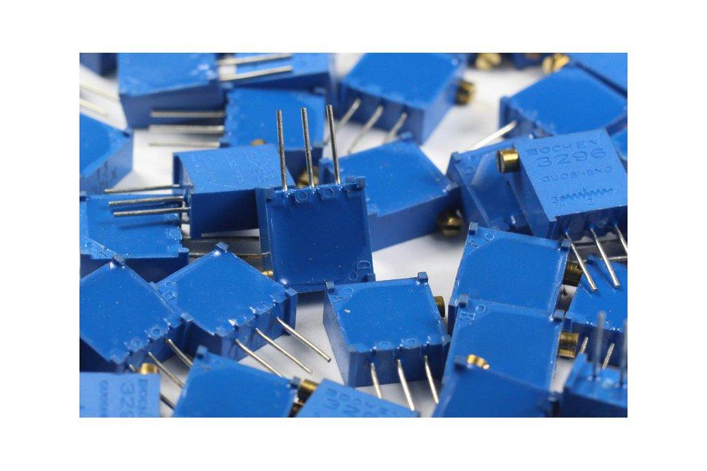 3296W Resistors Potentiometer 4