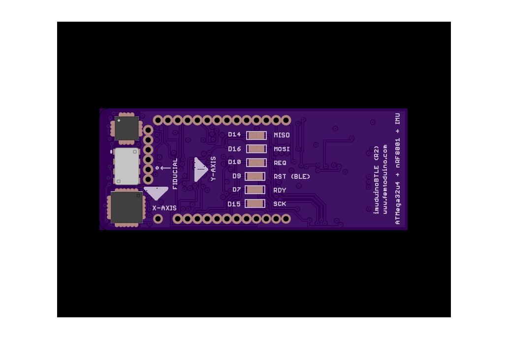 10 Pack - IMUduino BTLE, Node.js + WebGL + Arduino 3