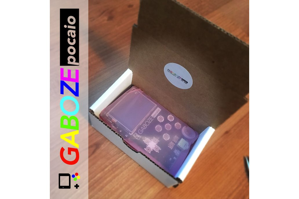 Gaboze Pocaio - Game Boy Pocket All In One 10