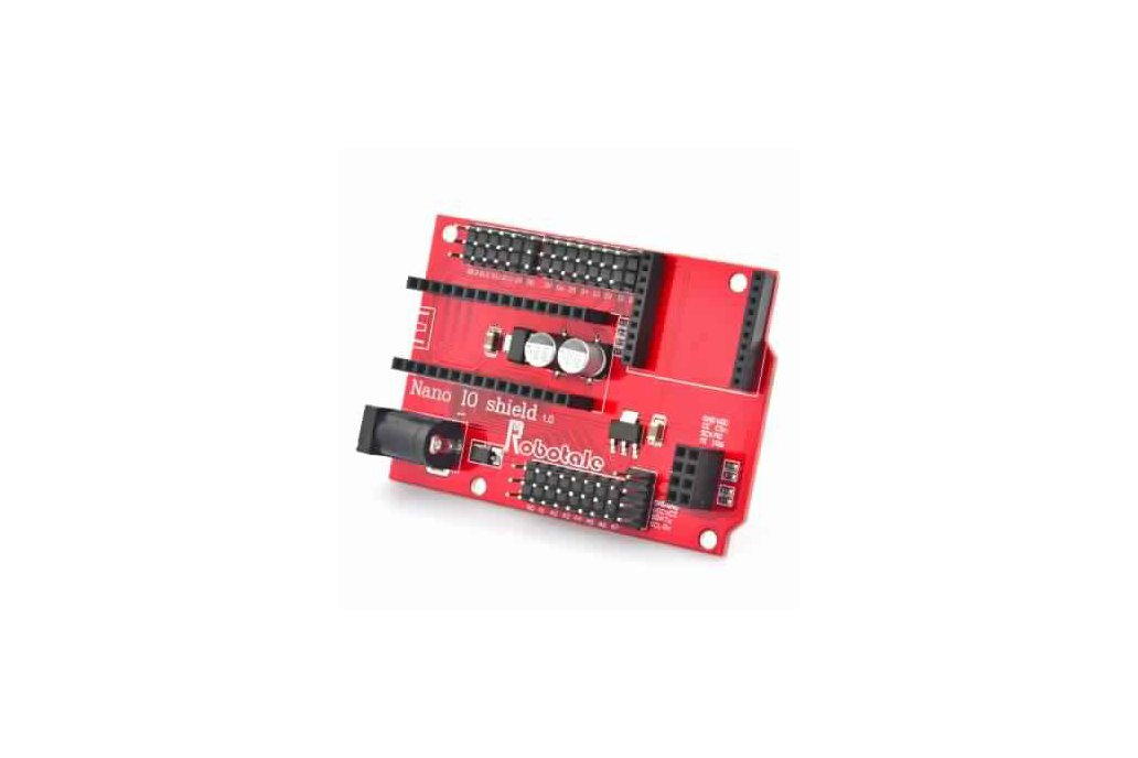 Nano 328P IO Sensor Wireless Expansion Panel Modul 1