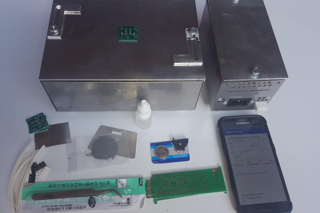 Modern Electronics ReflowR V2 2