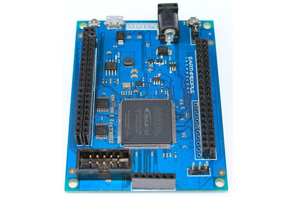 MaxProLogic - Altera Max10 FPGA Development Board 3