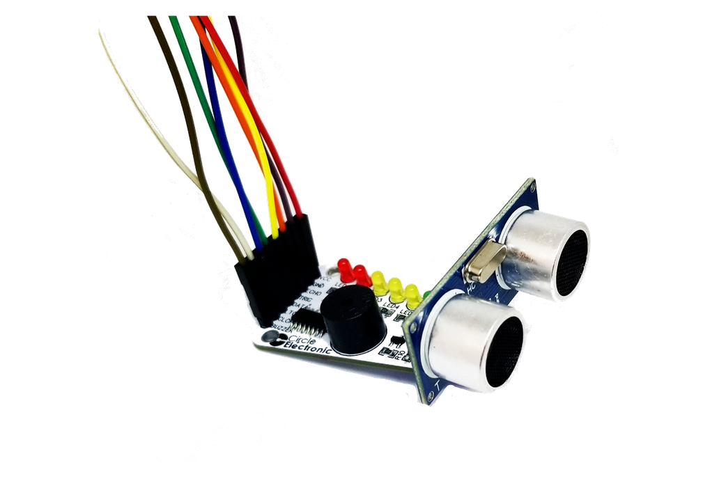 Arduino Parking Sensor Noob Series 1