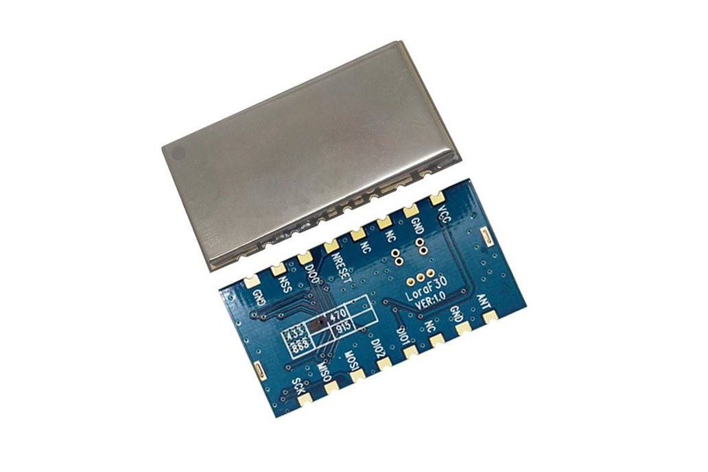 2pcs Lora1278F30 1W 8km Long Distance RF Module 1
