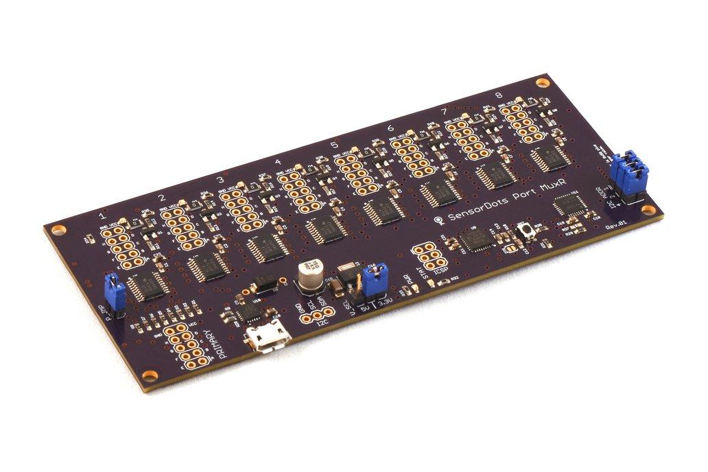 SensorDots Port MuxR 1