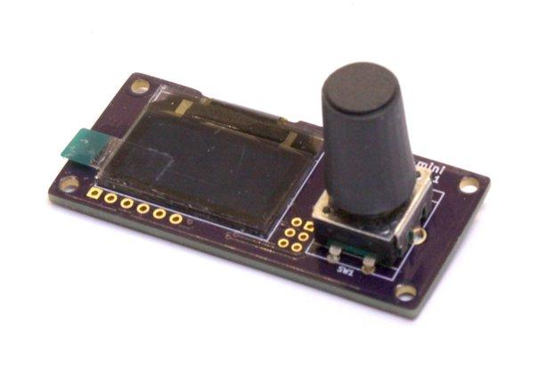 OLED-mini Front Panel Module
