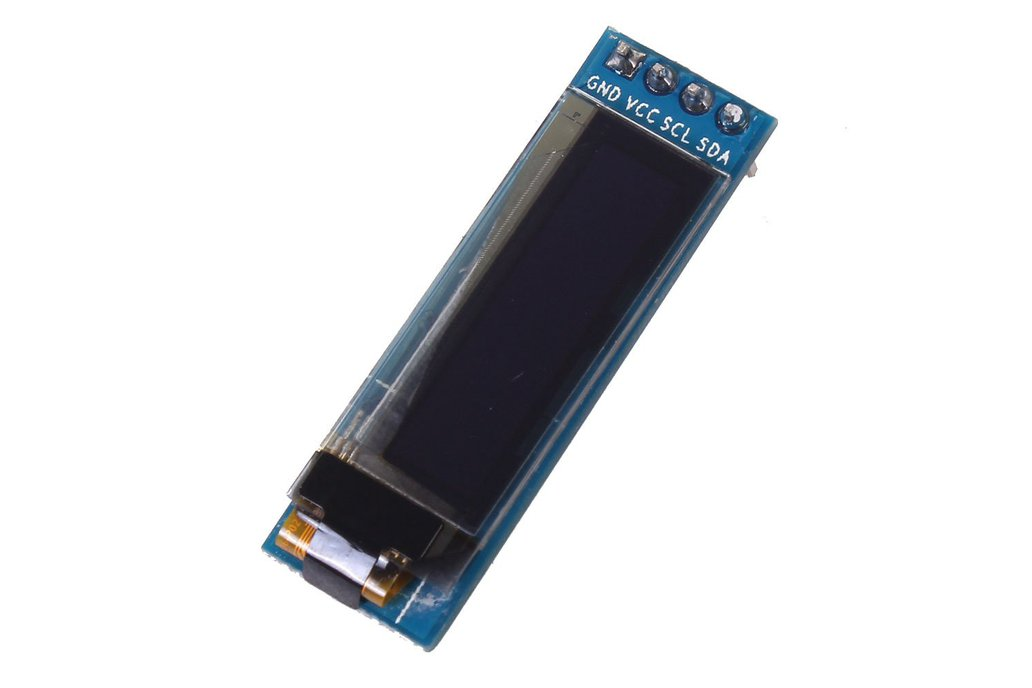 128x32 I2C IIC Serial White OLED Display(9933) 3
