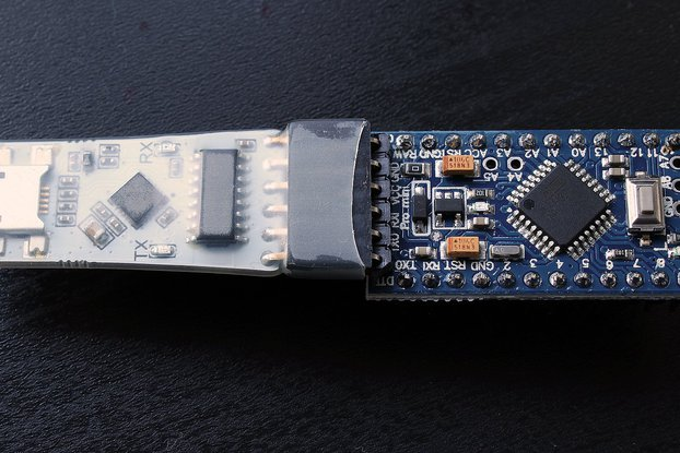 Isolated USB - UART Converter for Arduino pro mini