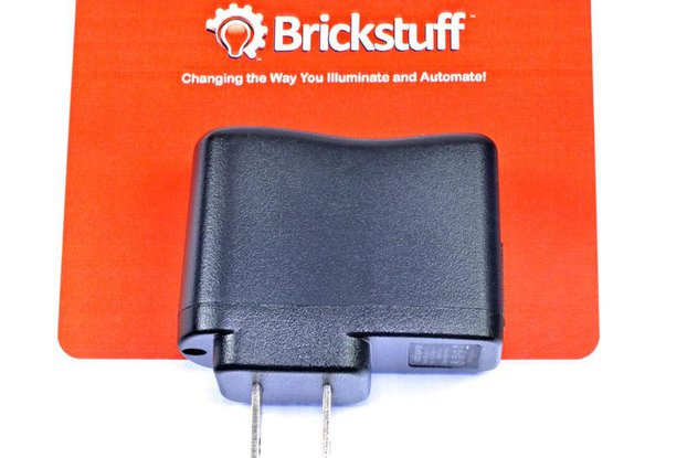 Power Adapter for Brickstuff LEGO® Lighting System