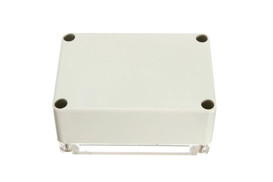 Electronic Plastic Box Waterproof Electrical Junct