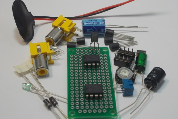 Audio FET & Op Amp IC Kit #3 (#1155)