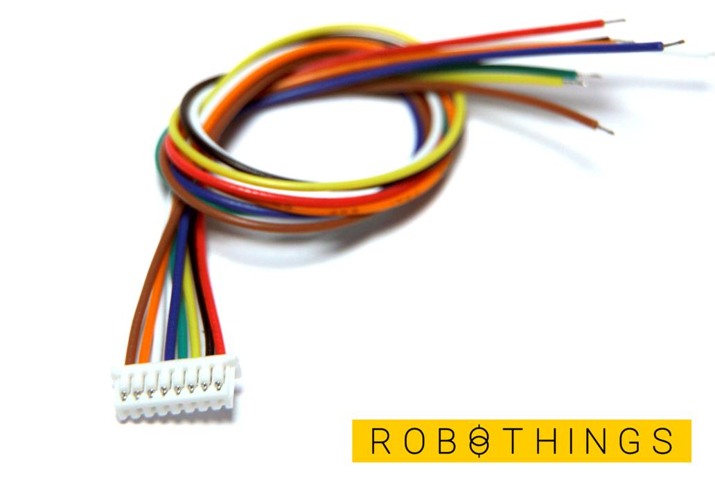 PicoBlade Precrimped 1.25mm 2-8 Way Cables 1