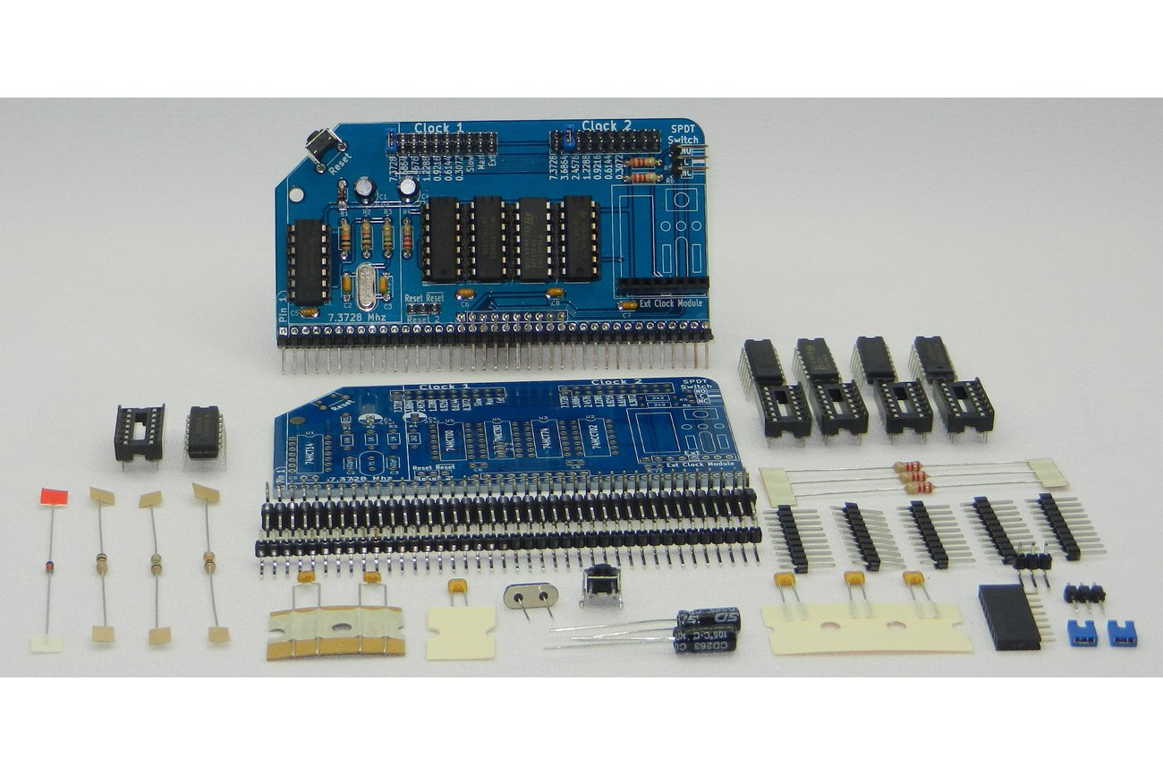 RC2014 Dual Clock Module