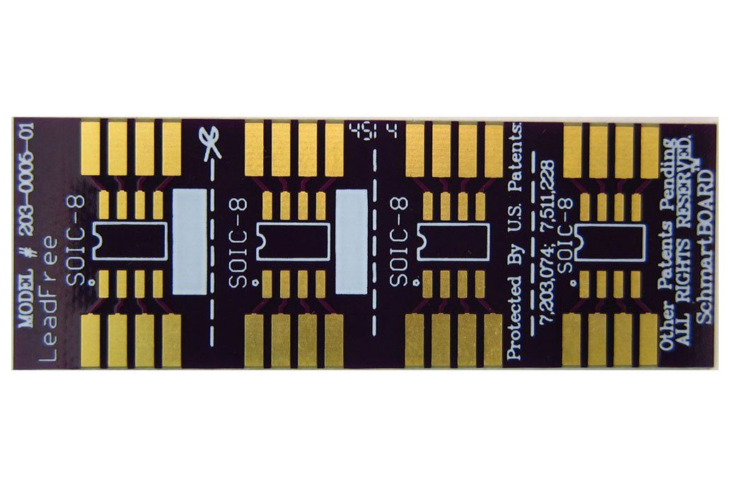 4pk SchmartPatch for SOIC-8 1