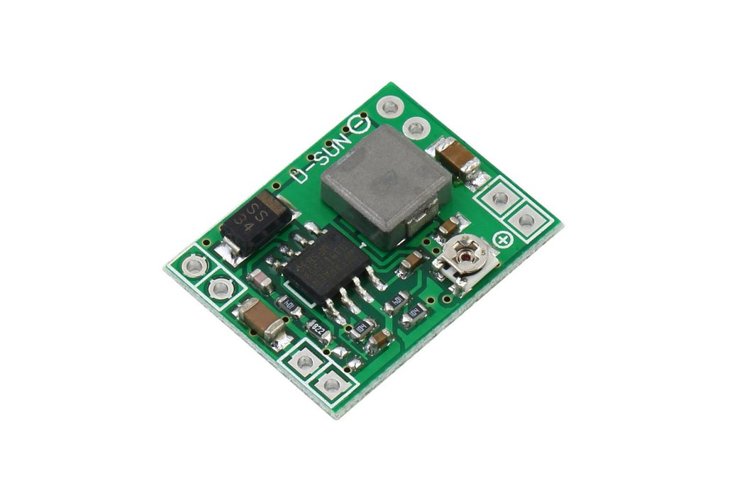 Mini Adjustable Voltage Regulator (LARGE) 1