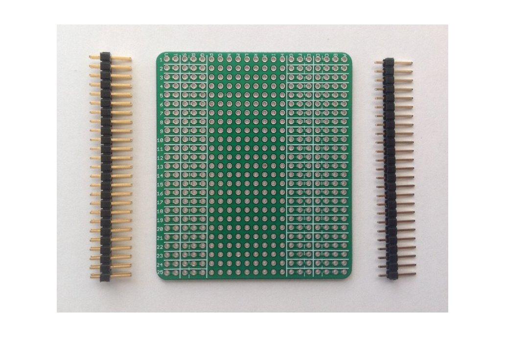 ARMinARM + AVRPi-32U4 Protocap Narrow 1