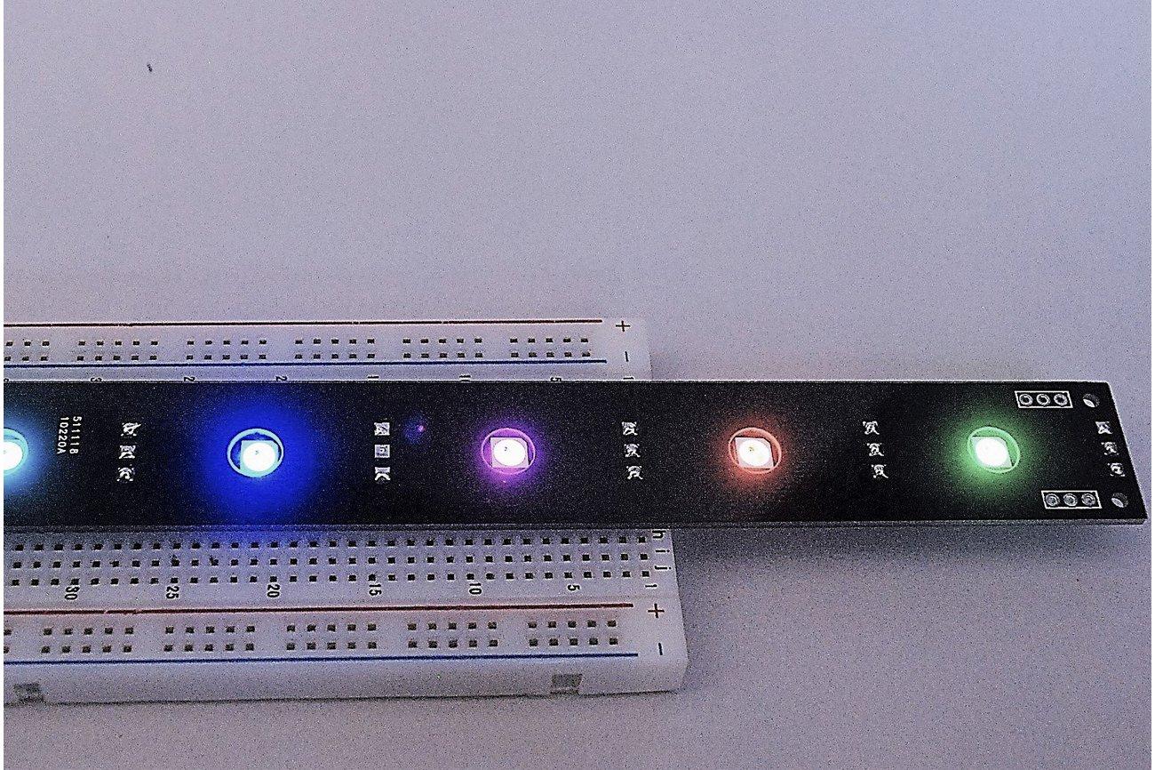 LED Exoskeleton