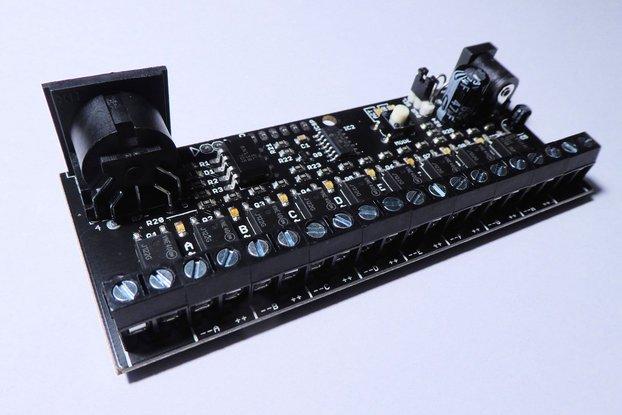 MIDI Switcher: Set your MIDI free!!