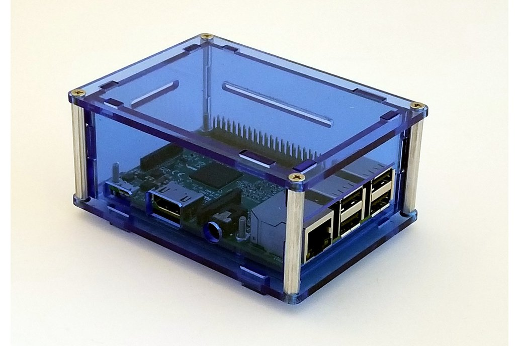 Raspberry Pi3 project enclosure 1