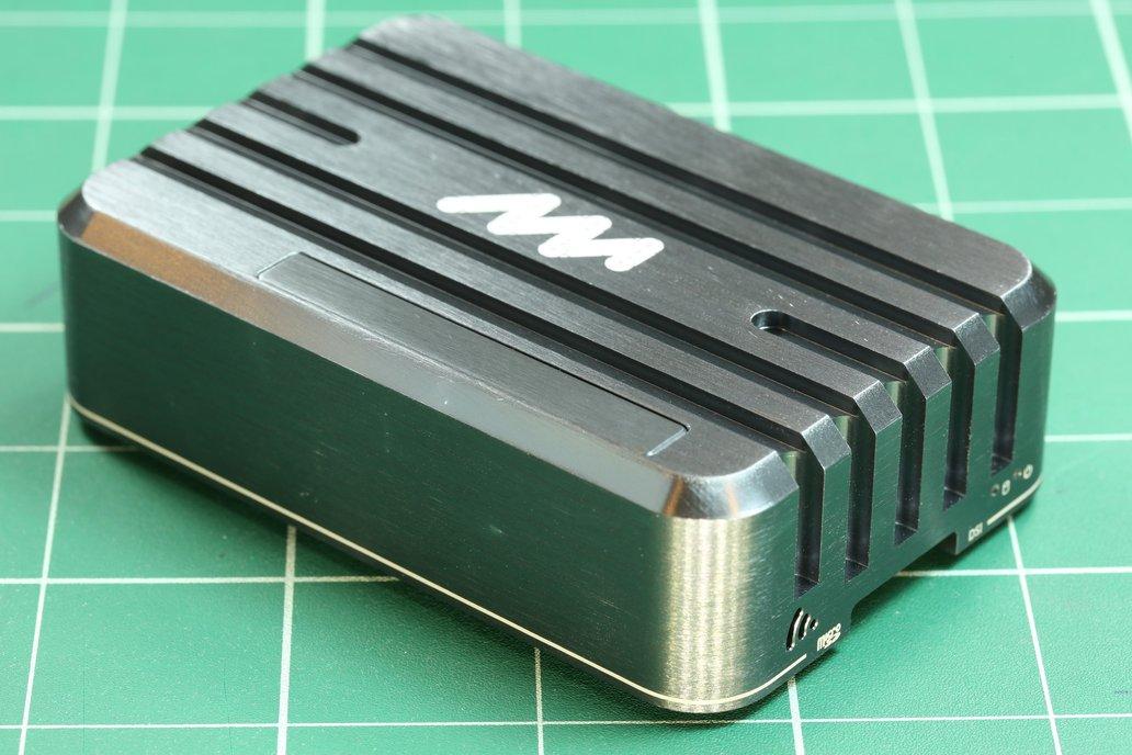 Aluminum Case for Raspberry Pi 3 3