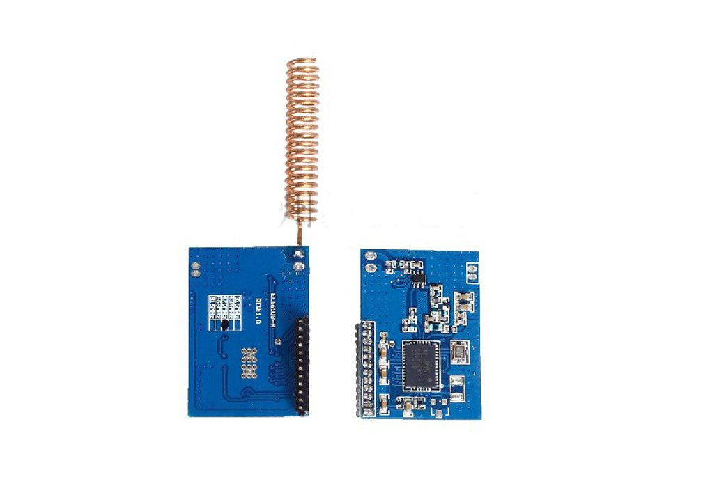 Industrial SI1000 wireless transceiver module 1