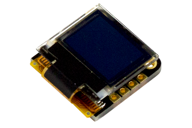OLED - Tiny OLED Screen for neoPLC and Arduino