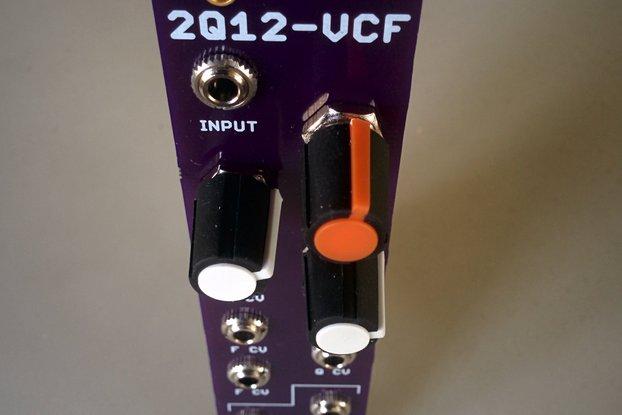 2Q12 VCF (Eurorack PCB Set)