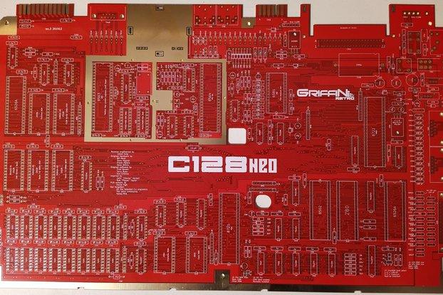 C128 Neo PCB