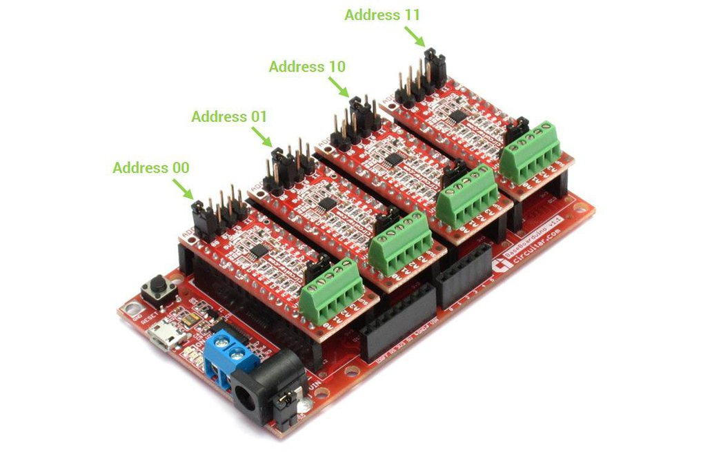 ADC 4-20 Nanoshield - ADS1115 for 4-20mA sensors 4