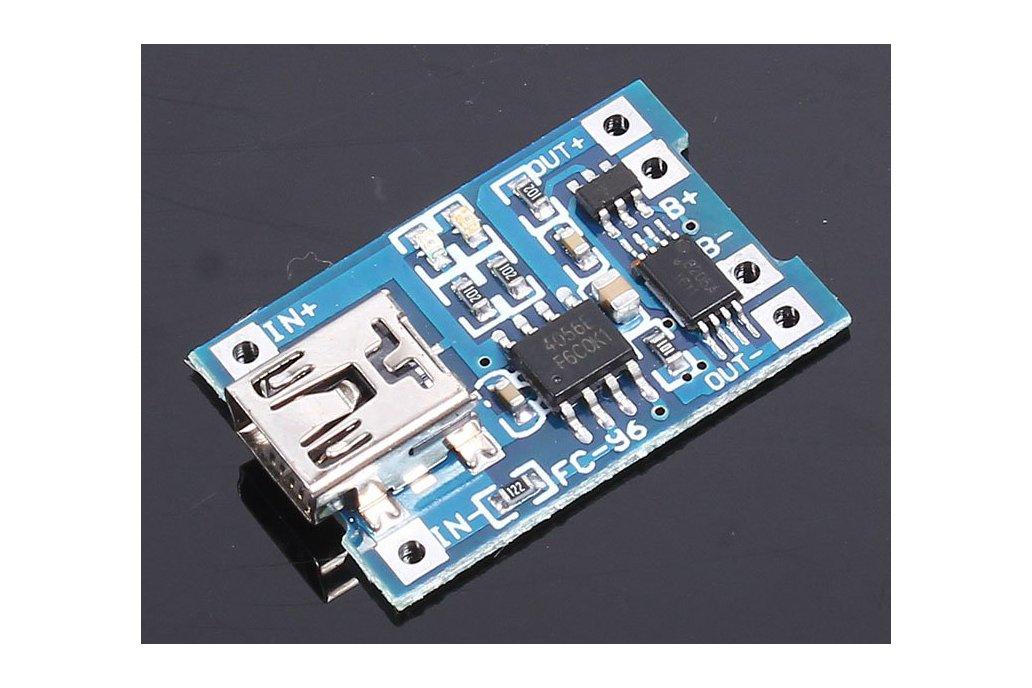 5pcs Mini USB Battery Charging Board(12735) 1