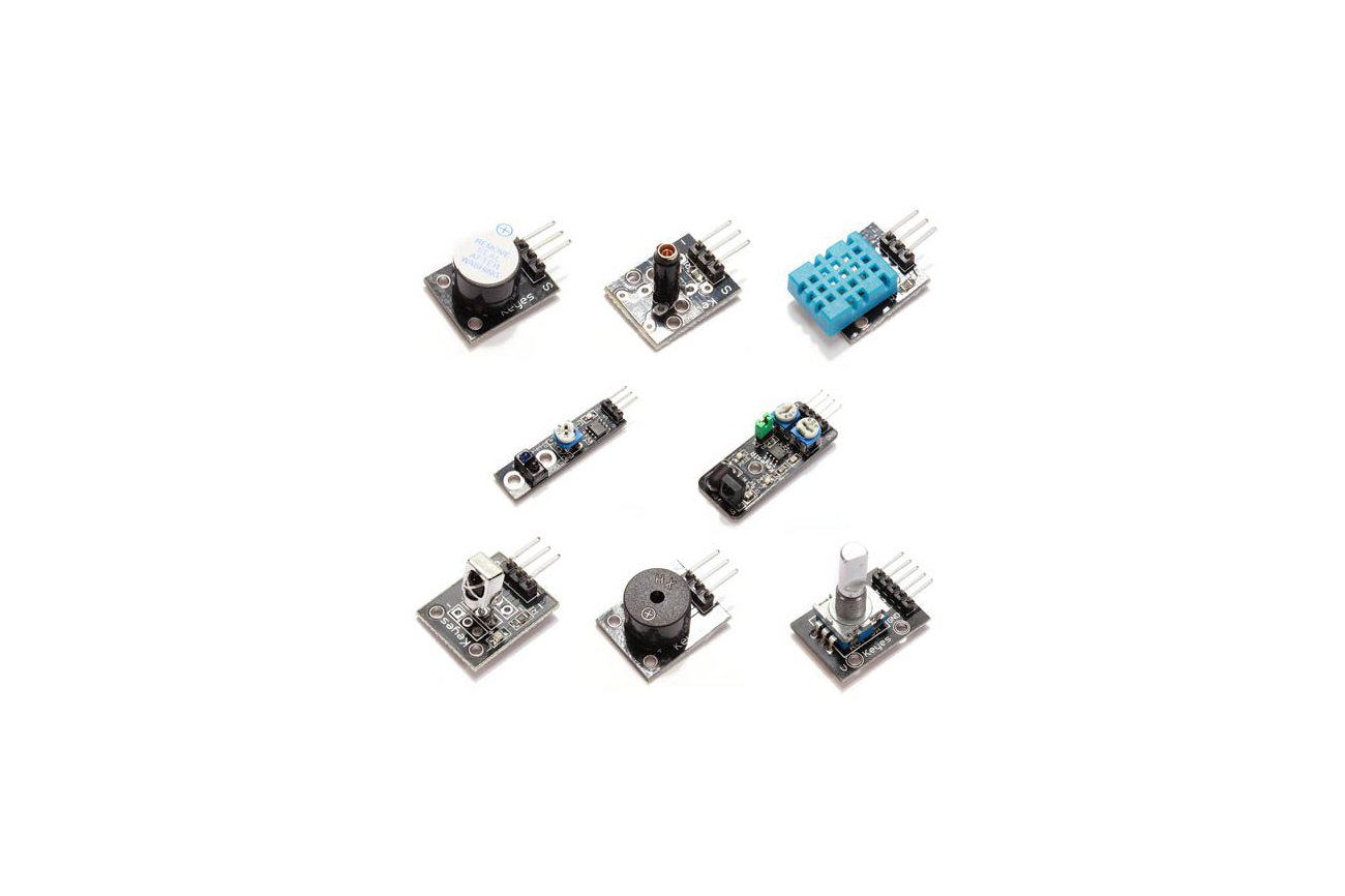 sensor board set for arduino from mmm999 on tindie