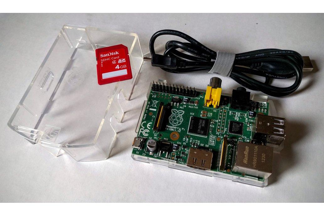 Raspberry Pi Model B - Gen 1 1