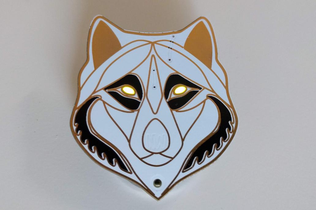 BadgeFox 1