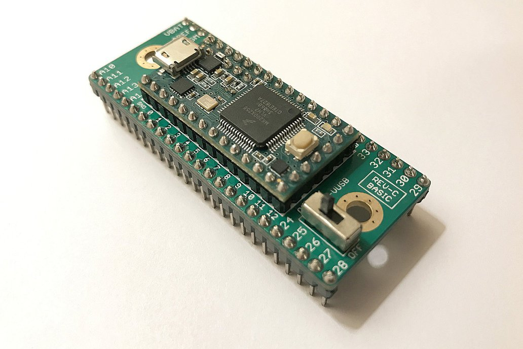Teensy 3.2 Breakout (Revision C, Basic) 1