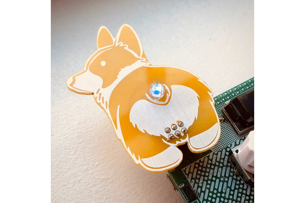 CorgiButt SAO Badgelife Addon New for SAO V2/V1.69 1