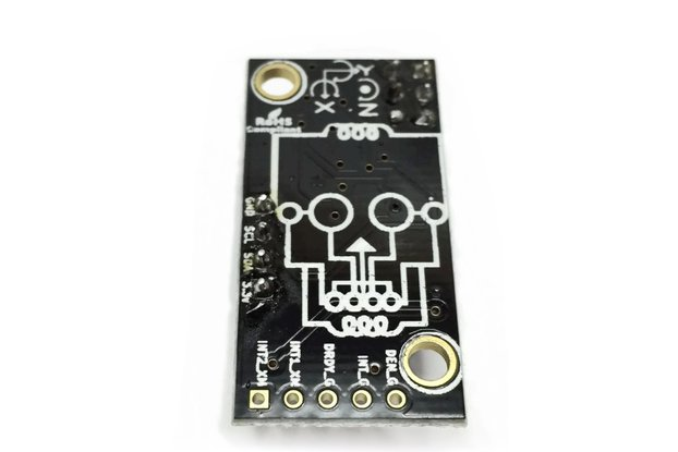 BerryIMUv2-accelerometer, gyroscope, magnetometer