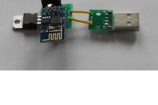 Texting Temperature Sensor