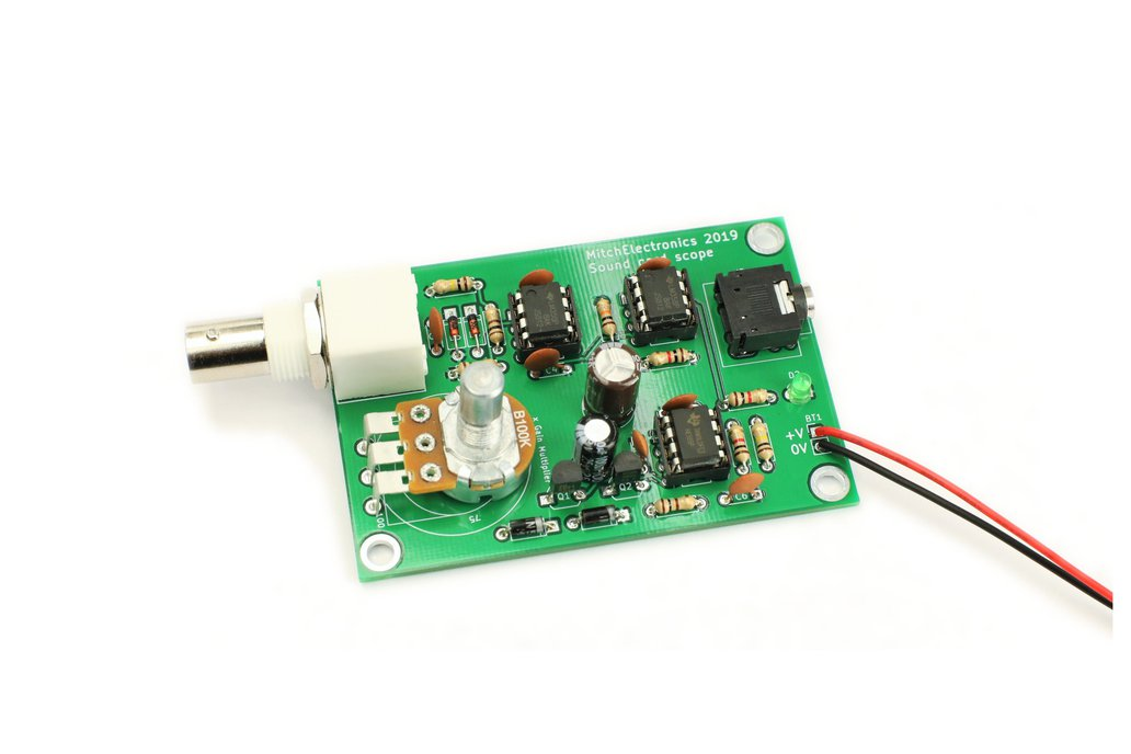Sound Card Scope - Electronic Kit 1