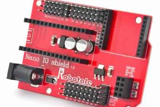 Nano 328P IO Sensor Wireless Expansion Panel Modul