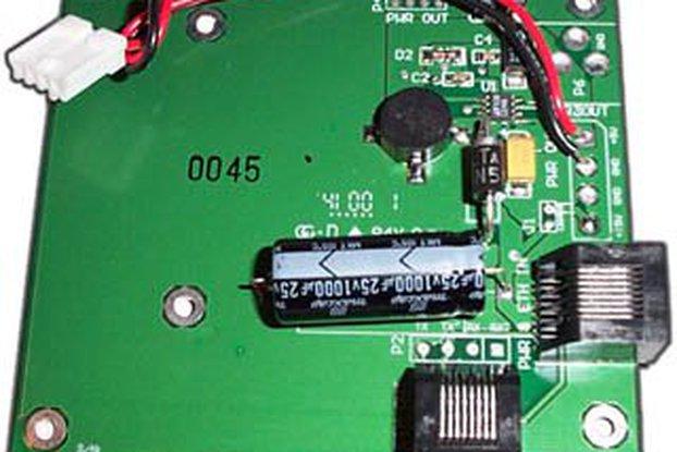 POE Power Splitter - 5vDC out  / 7vDC-24vDC in