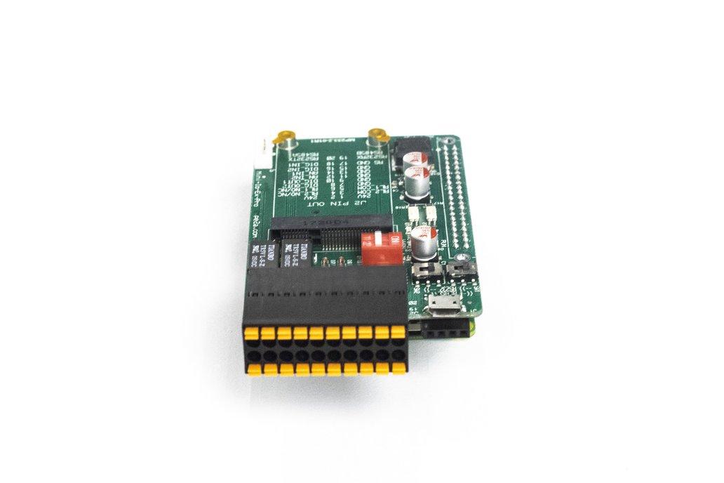 Industrial Raspberry Pi Mini IO Shield 7