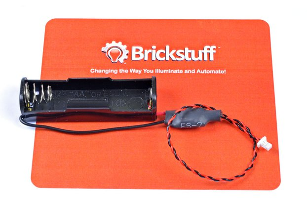 Mini 5V Power Source for Brickstuff LEGO® System