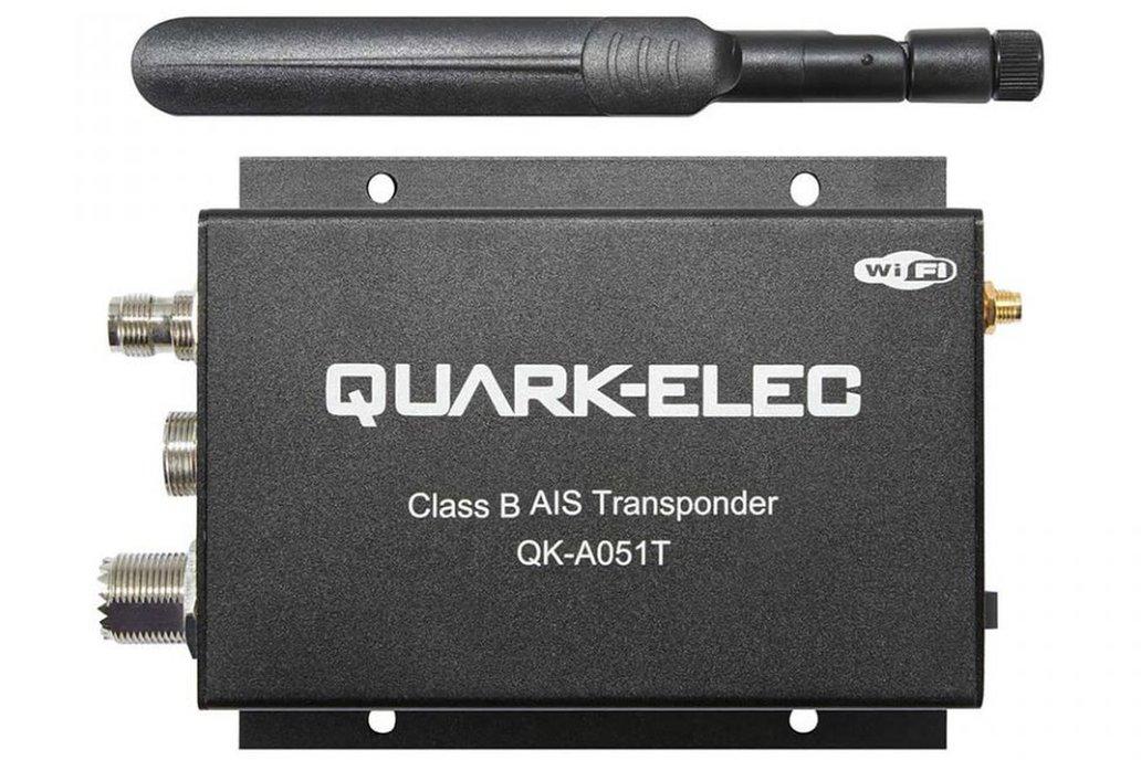 QK-A051T WiFi AIS Transponder (Class B) 1