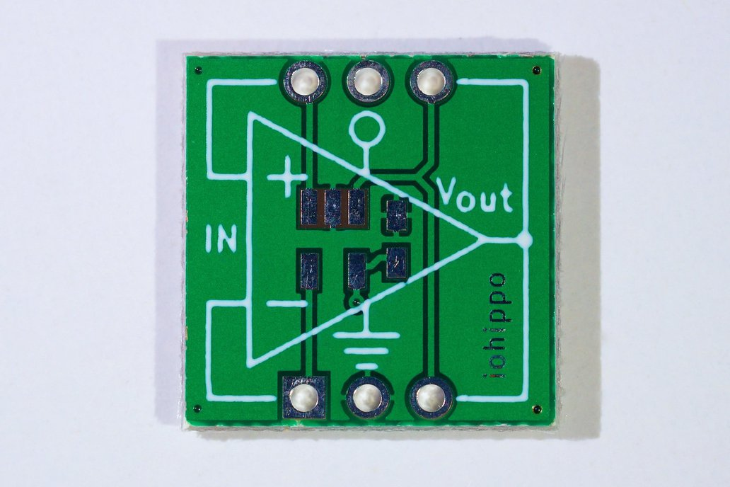 uPED Op Amp Micro - Play, Evaluate, Develop 1