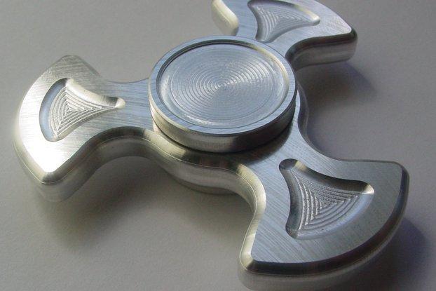 FidgetWithThis Fidget Spinner FULL Ceramic Bearing
