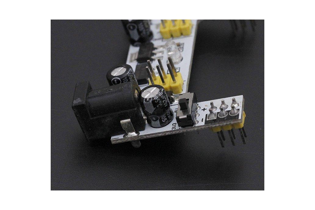 5V/3.3V Micro USB Interface Breadboard(7097) 6