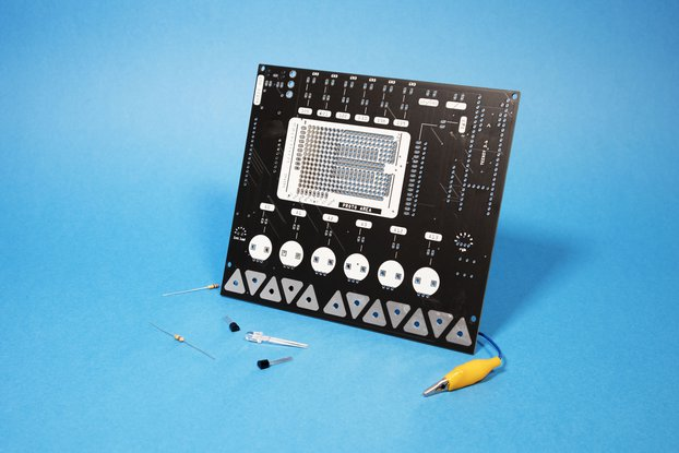 ARTBOARD - Prototyping Board for Artists