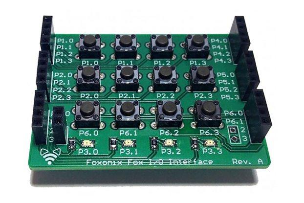 Foxonix I/O Interface Board Kit