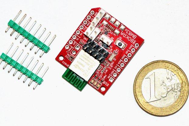BM833A - BLE5.1 module with Cortex-M4